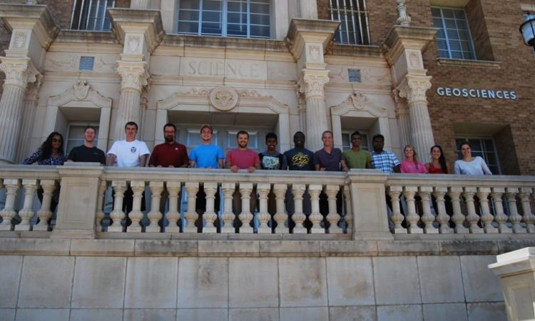 UG Students at Texas Tech