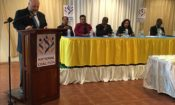 Ambassador speaks at Civil Society Leadership Workshop