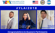 Guyana YLAI 2018 Social Media Graphic
